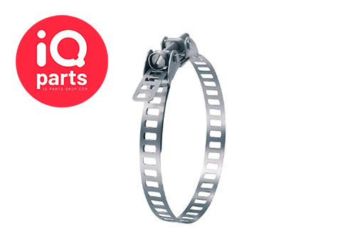 Type 174 - 18  mm Endless Hose Clamp W4 (AISI 304)