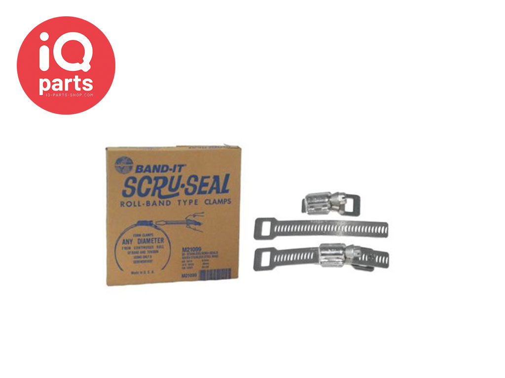 SCRU-SEAL Klemband Systeem Kit M210