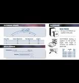 JCS JCS Multi Torque band verbinder 450 mm W4 (RVS 304)