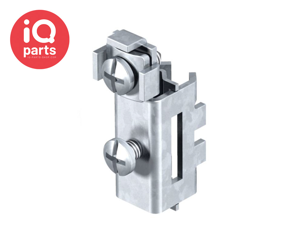 Earthing Pipe Clamp Stainless Steel W4 (V2A)