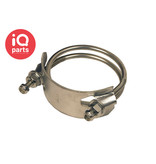 IQ-Parts Spiral clamps for counter clockwise wound spiral