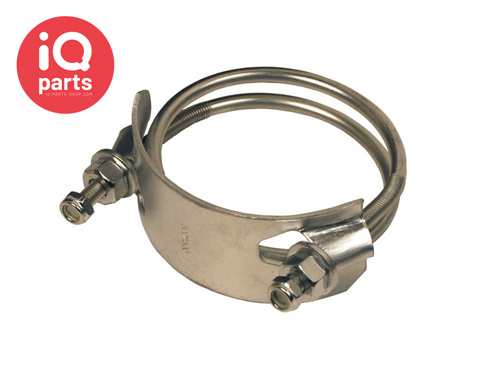Spiral clamps for counter clockwise wound spiral - Copy