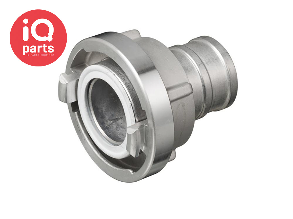 Storz Coupling with hose tail