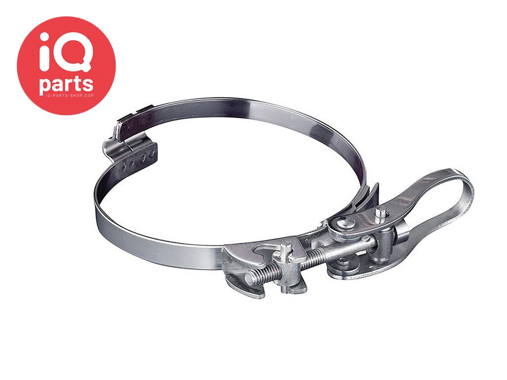 Spiraflex FST / Norres 213 quick release clamp
