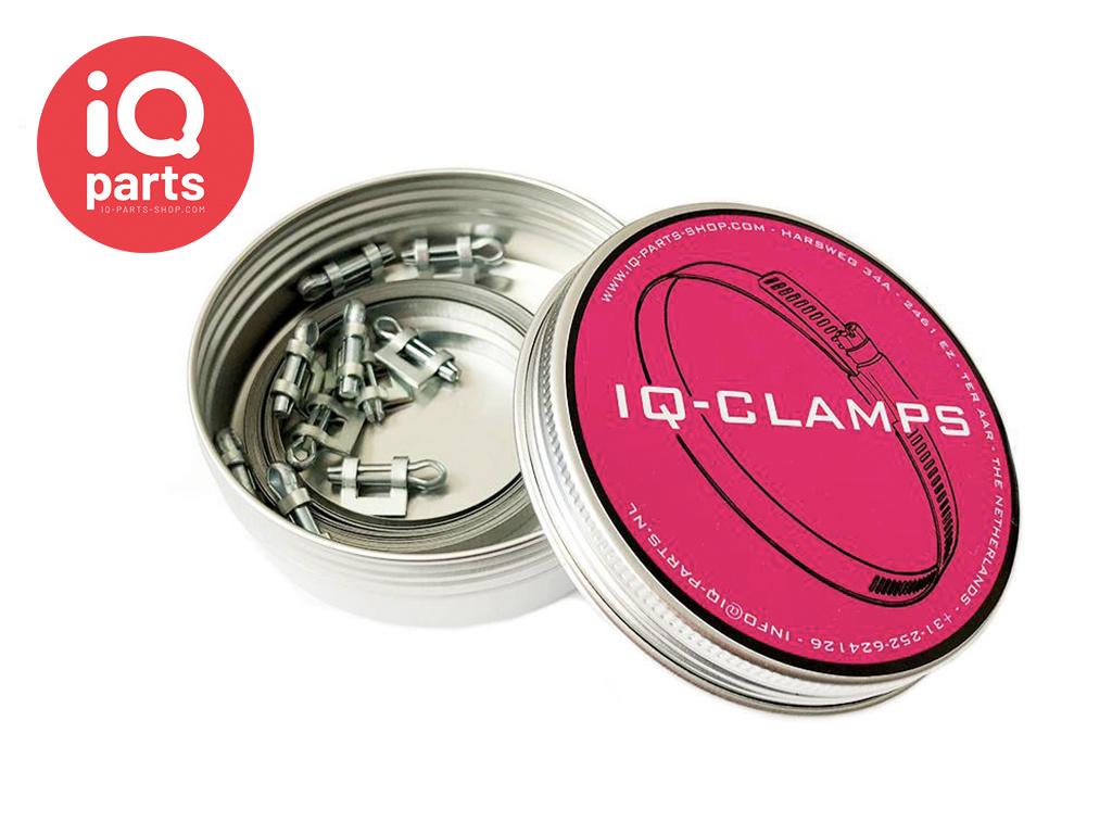 Cotter Split Hose Clamps - 5 mm