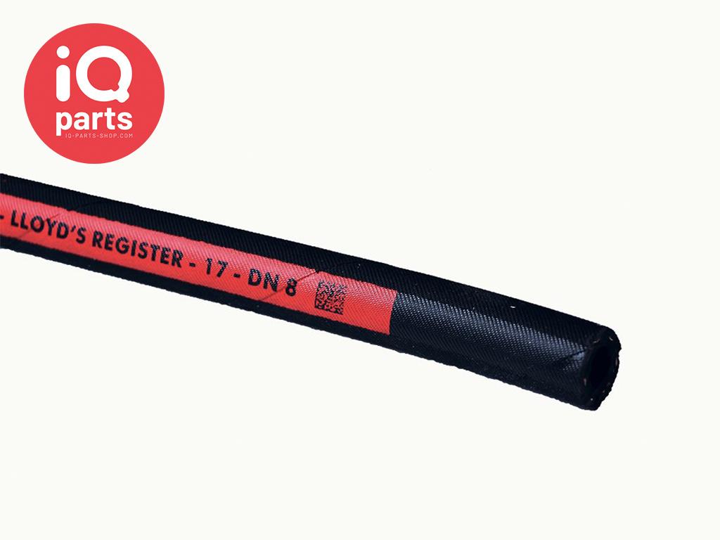 Gasoline / Diesel hose rubber Lloyds