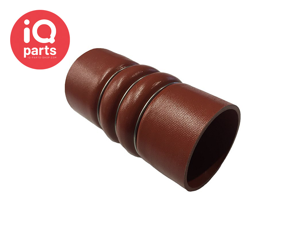Silicone turbo bellows hose (hump hose)