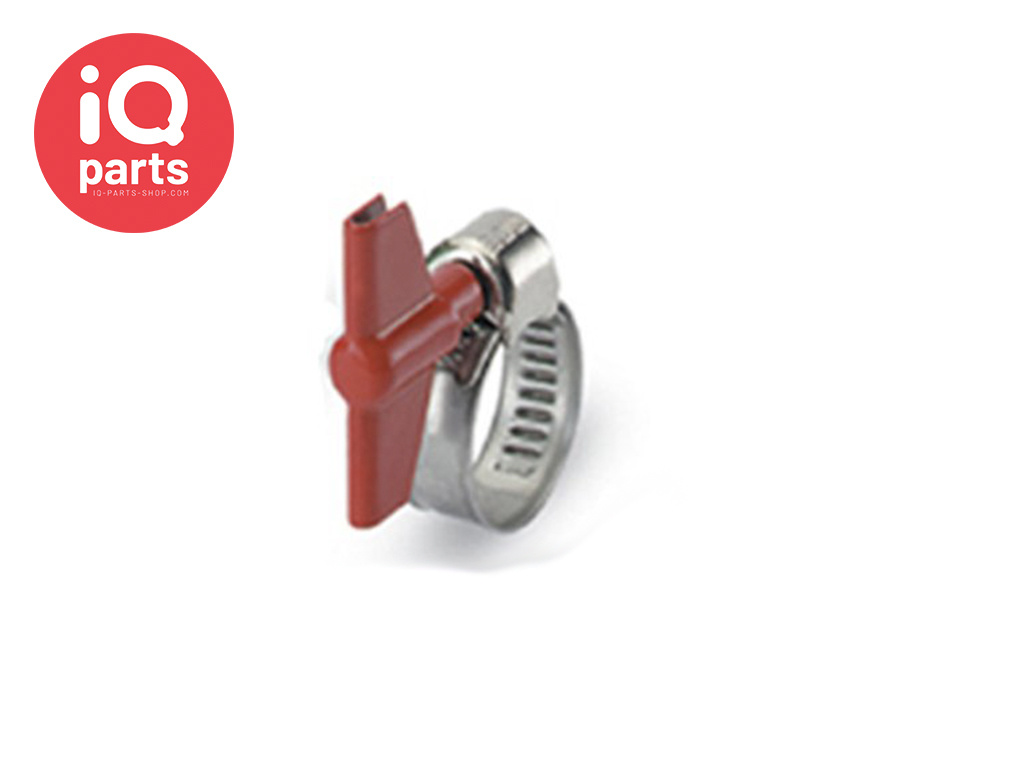 NMB worm drive wing screw/butterfly clamp W2