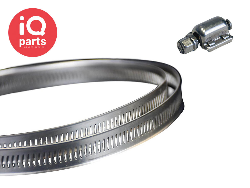 Endless hose clamp 14 mm W4 (AISI 304)