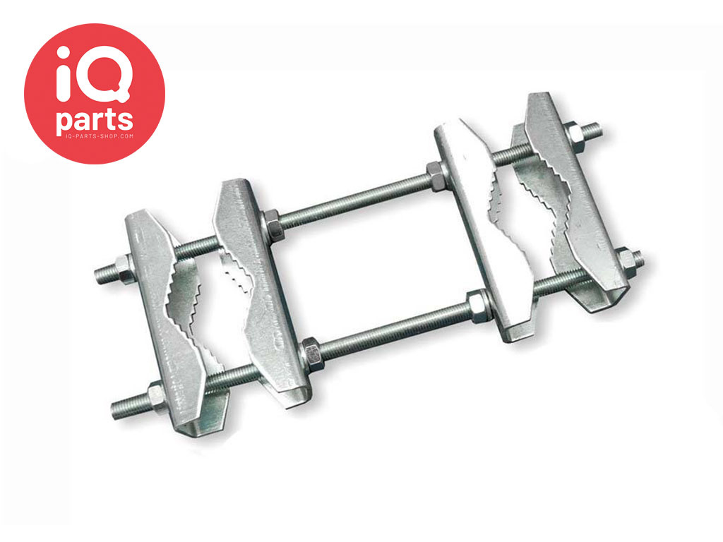 Double Pipe Clamps C 30 60 Mm W1 Iq Parts Shop
