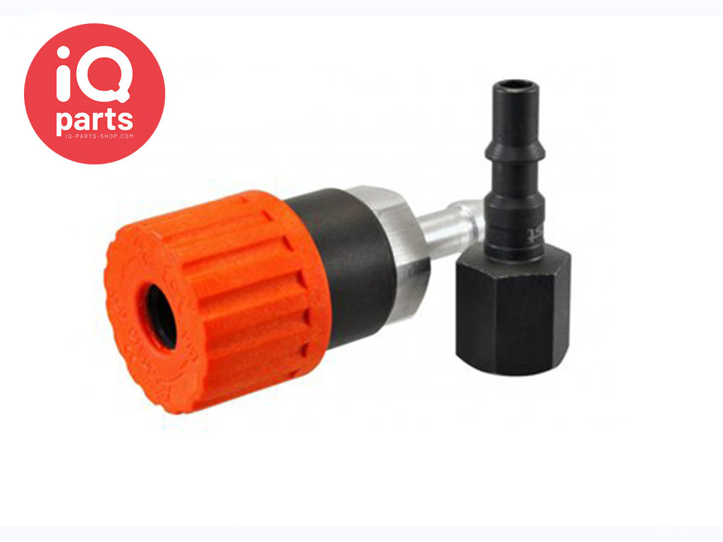 Oetiker Oetiker Safety Swing Coupling Serie SV K DN06 with plastic release ring