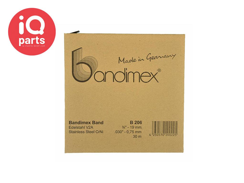 Bandimex Bandimex Klemband V2A - W4