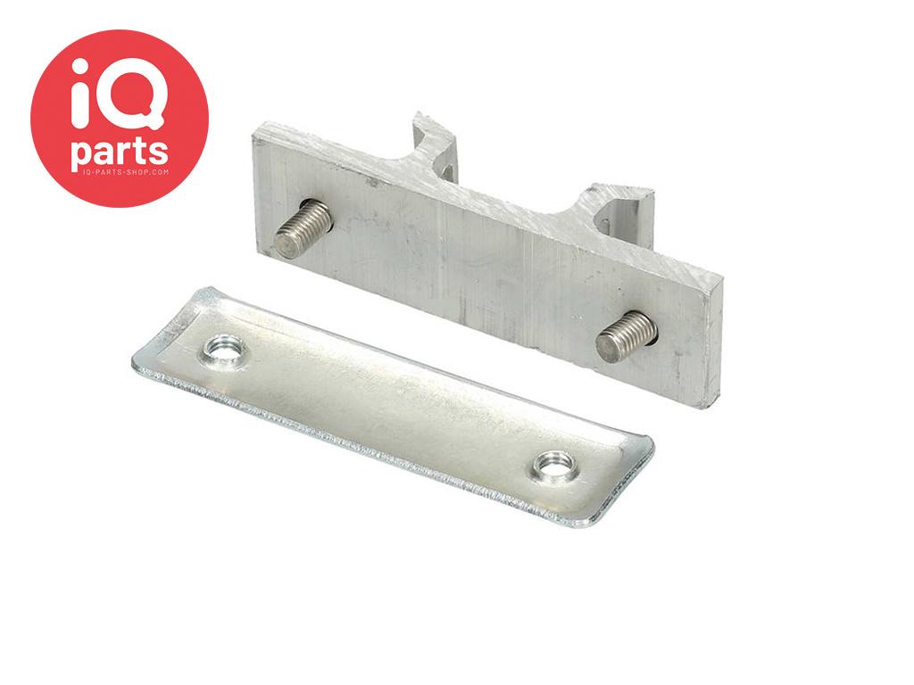 Traffic Sign bracket / clamp Aluminium