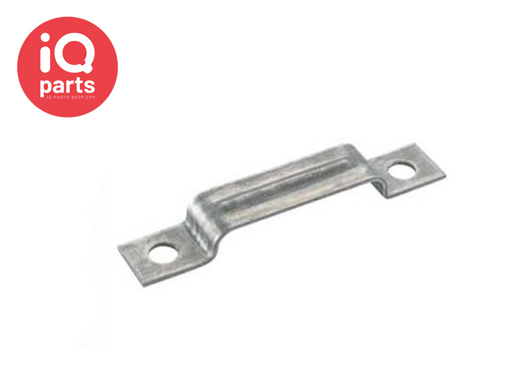Normafix Pipe Fixing clips BSL Model 512 - W1 - for 5 Lines
