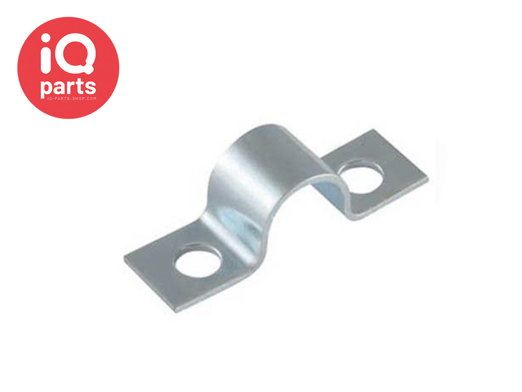 Normafix Pipe Fixing clips BSL Model 512 - W1 - for 1 Line