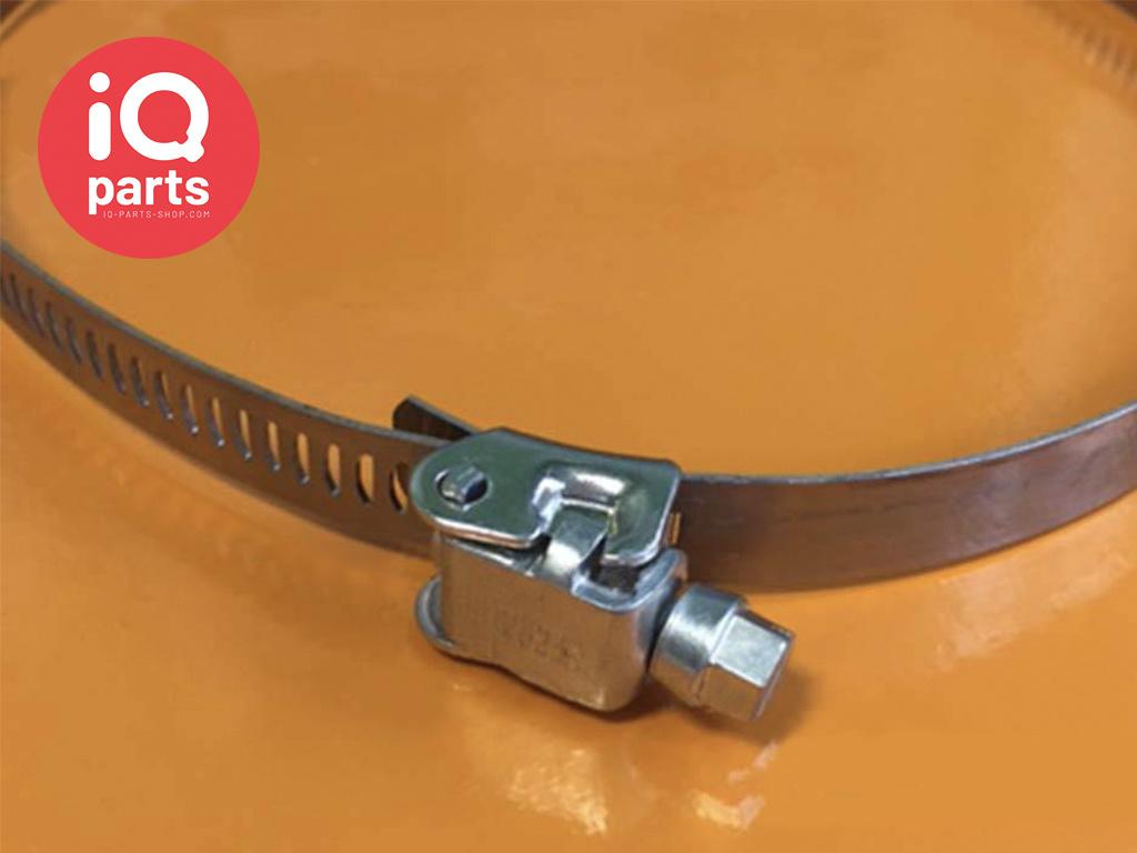 SERRATUB Hose Clamp W2 - 9 mm