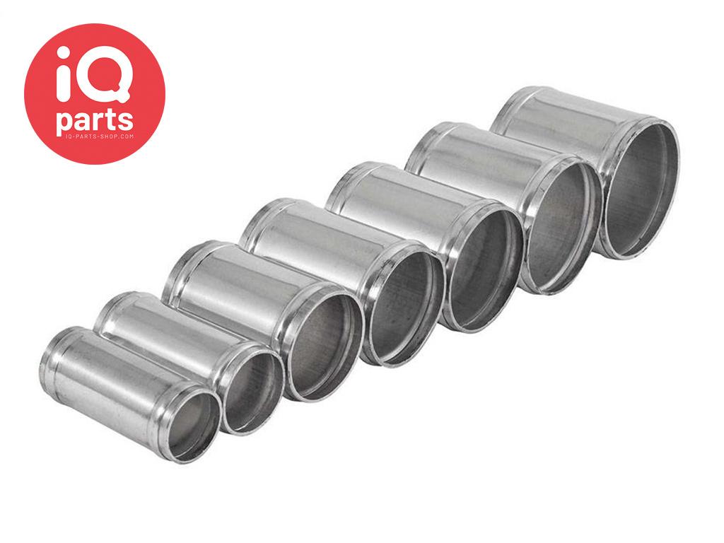 Aluminium koppelstuk tromprand / slangverbinder voor slang