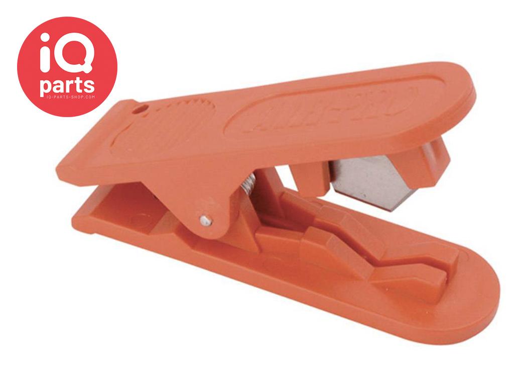 Leidingknipper kunststof 4-14 mm