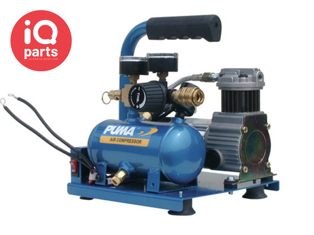 12 & 24 Volt DC Kompressor