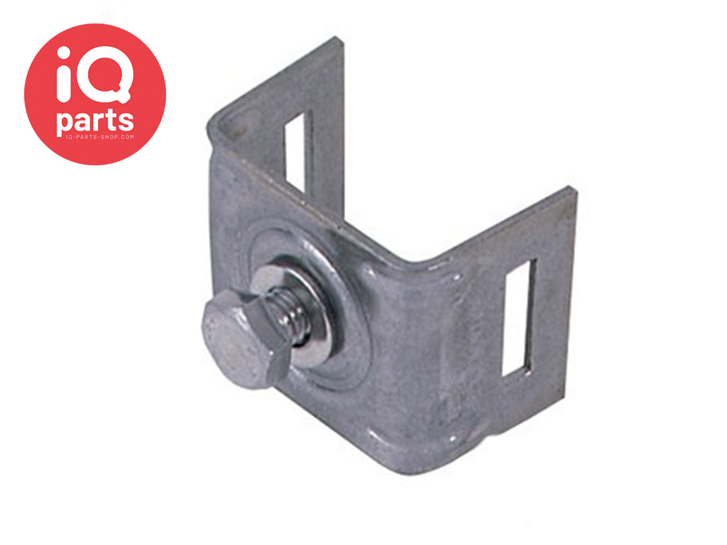 Mounting Brackets with straight legs H001 & H008 - AISI 304