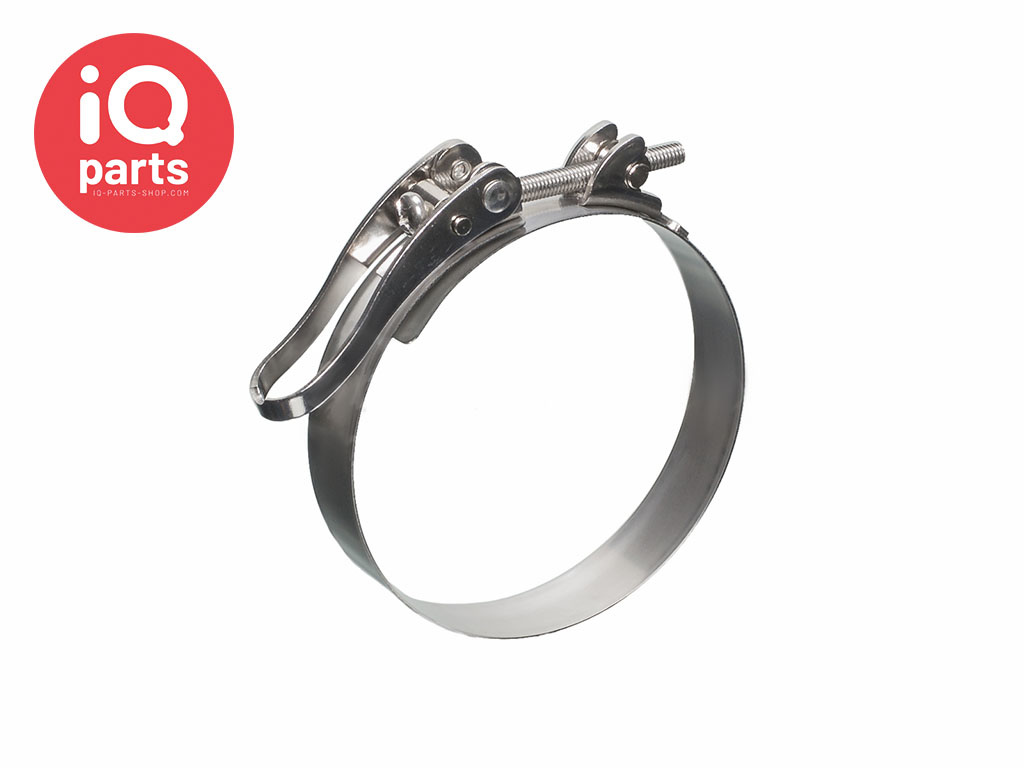 "SVS Quick Release Clamp W4 (AISI304) Width 25 mm model  ""ZY"""