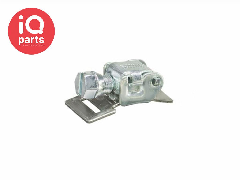 Quick-Lock-Gehäuse für 12 mm breite Schlauchschellen