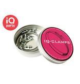 IQ-Parts IQ-Clamps slangklem band & splitpen - 9 mm