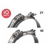 JCS JCS 16 mm brede High Torque Snelsluitklem OE & ZY
