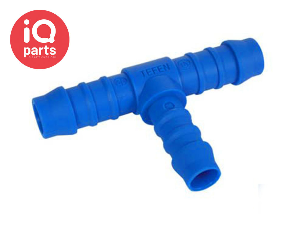 Plastic Reducing male T Hose Connector