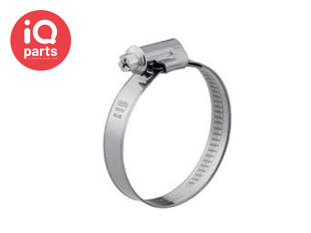 SX-T 9 mm Hose Clamp | W2 (AISI 430)
