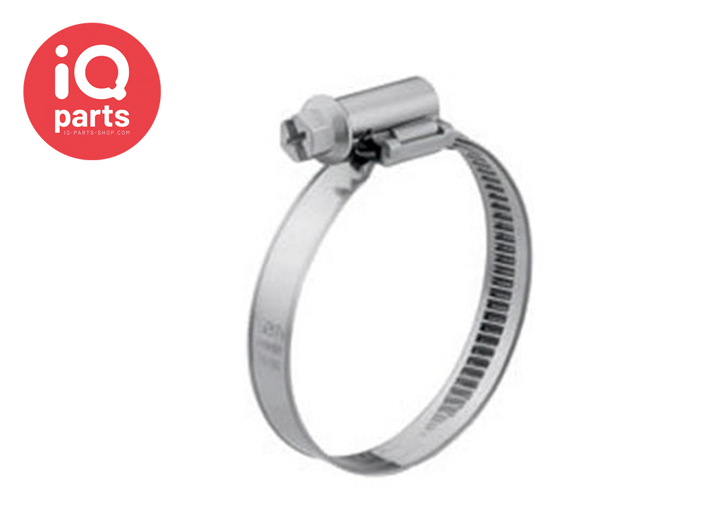 SX-T 12 mm Hose Clamp | W2 (AISI 430)