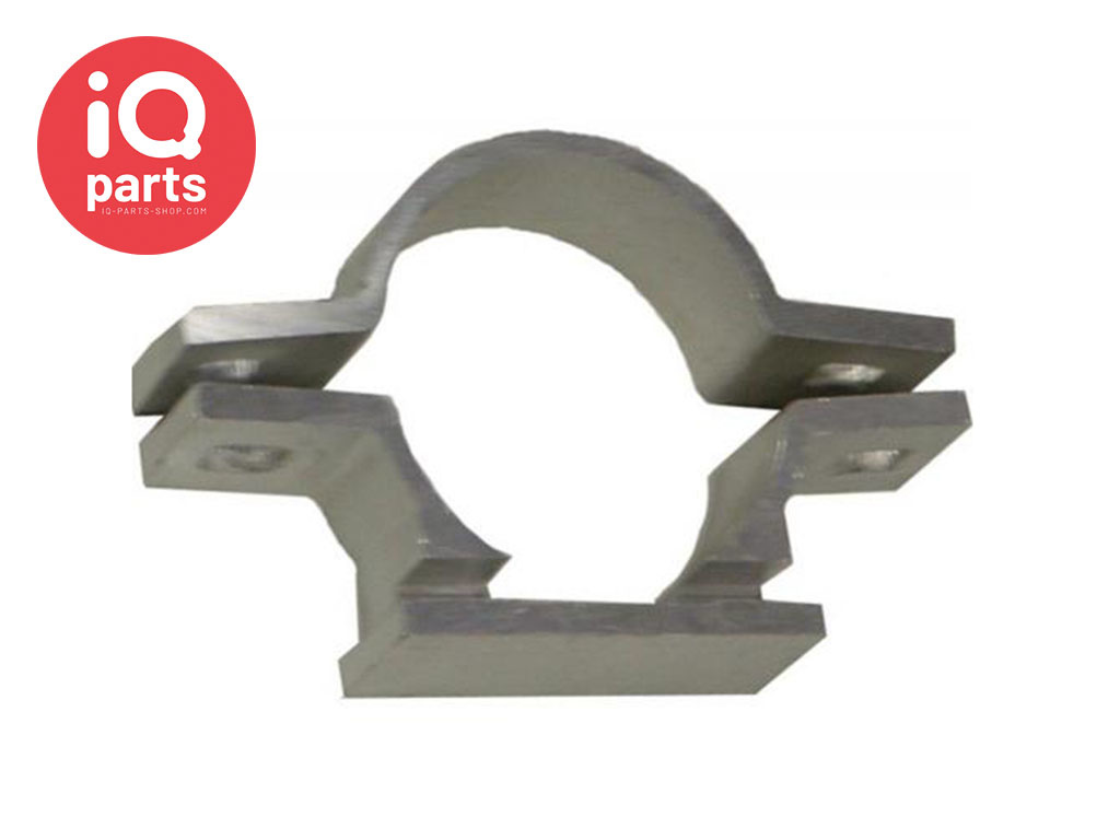 Traffic sign Bracket anodized Aluminium Belgian type 2000