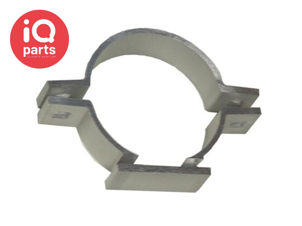 IQ-Parts Verkeersbordbeugel geanodiseerd Aluminium Belgische type 2000