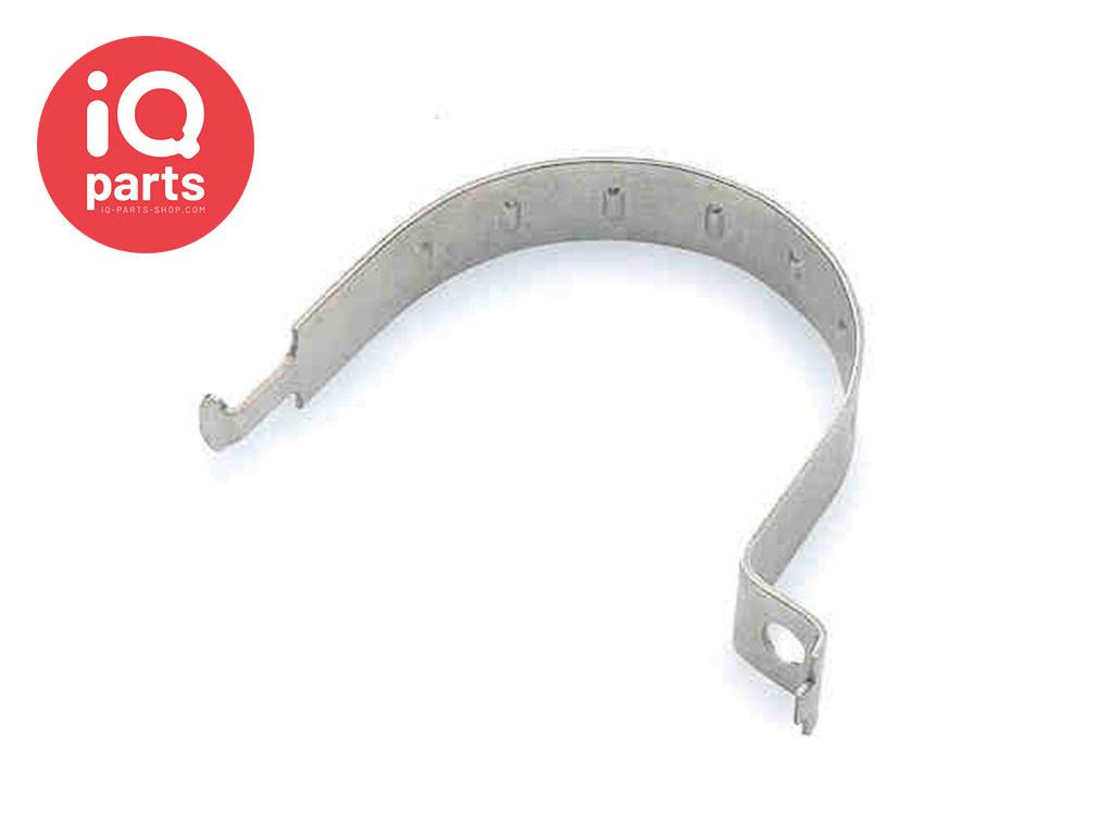 IQ-Parts Traffic sign Speedclip Bracket Steel W4 with 1 bolt