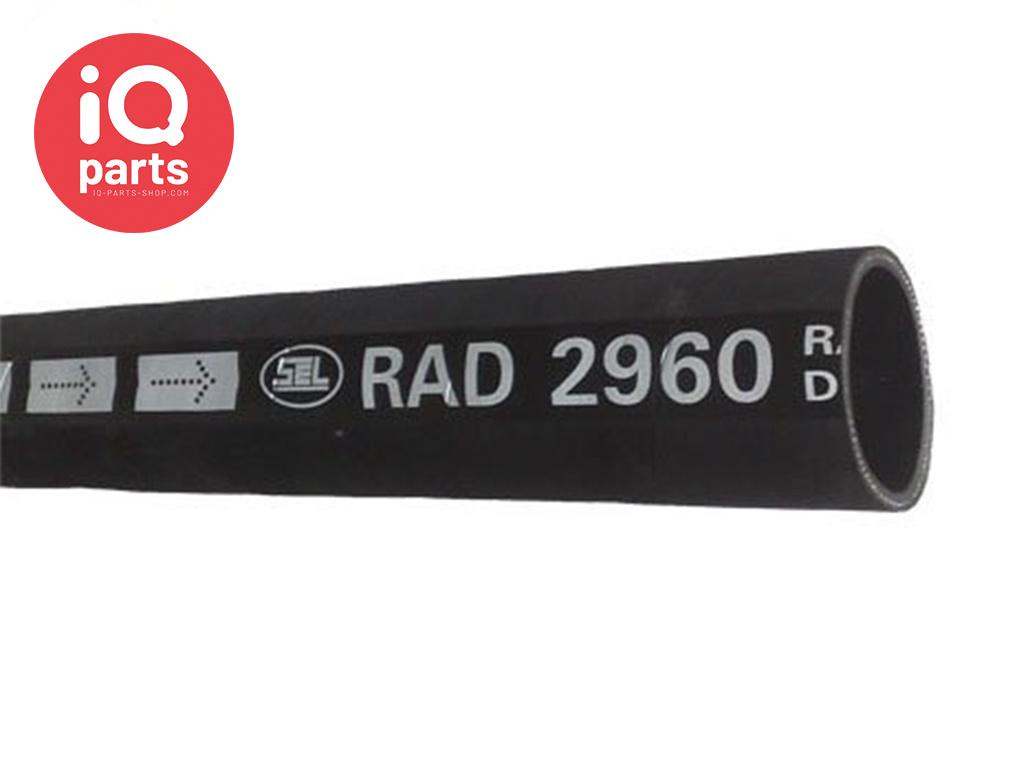 Rubber Coolant / Radiator Hose 2960