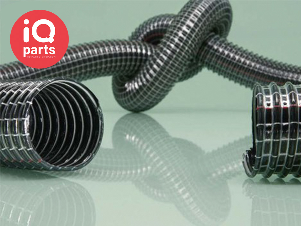 PVC super elastic ducting