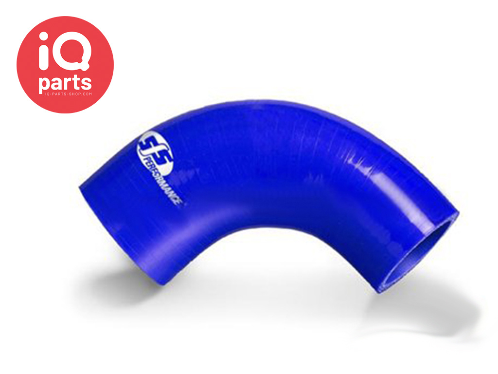 Silicone elbow reducers 90°