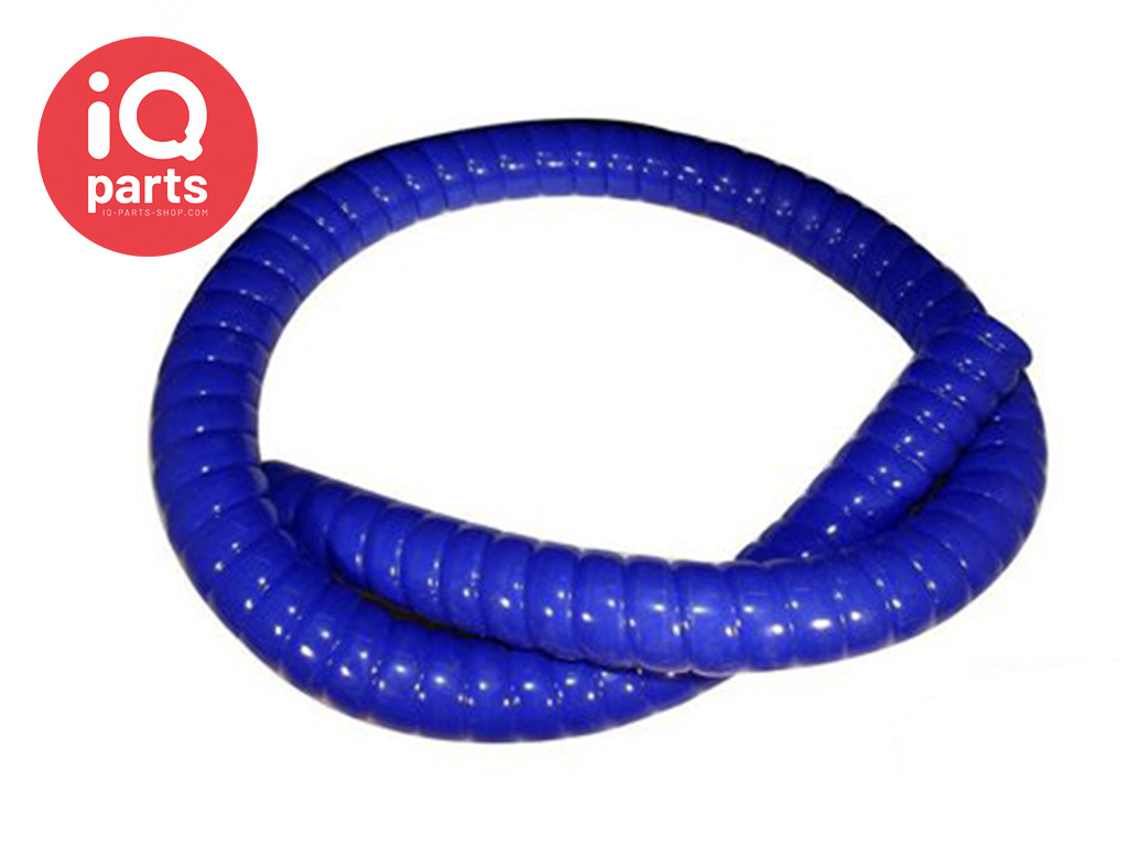 Silicone hose wire reinforced straight length
