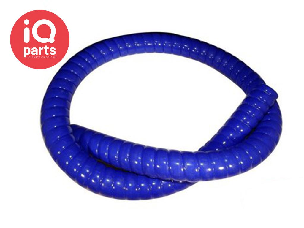 Silicone slang met spiraal rechte lengte