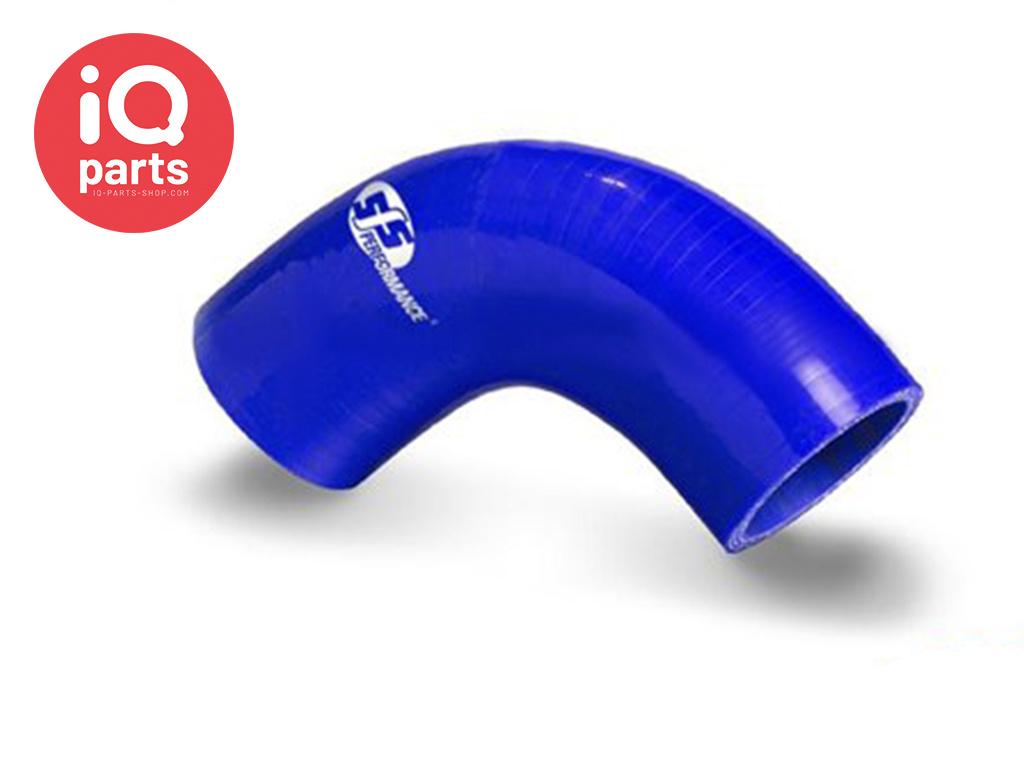 Silicone slang bocht 90º