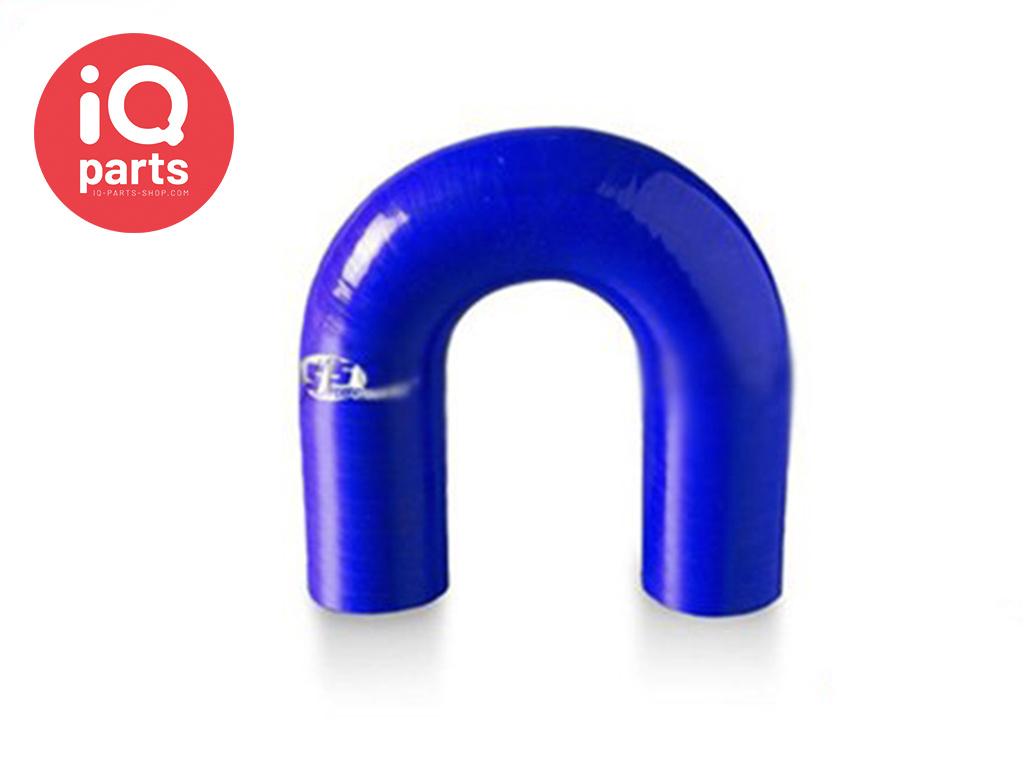 Silicone slang bocht 180º
