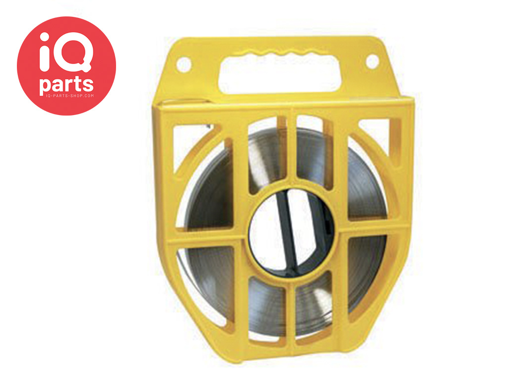 Klemband dispenser V2A - W4