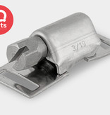 Serflex Serfex Closures for Endless hose clamp 13 mm - W4 (AISI304)