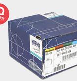 Serflex Serfex Wormschroefhuisjes voor Eindloze slangklem 13 mm  - W4 (RVS304)