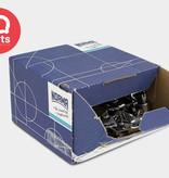 Serflex Serfex Schellenköpfe für Endlose Schlauchschelle 13 mm - W4 (AISI304)