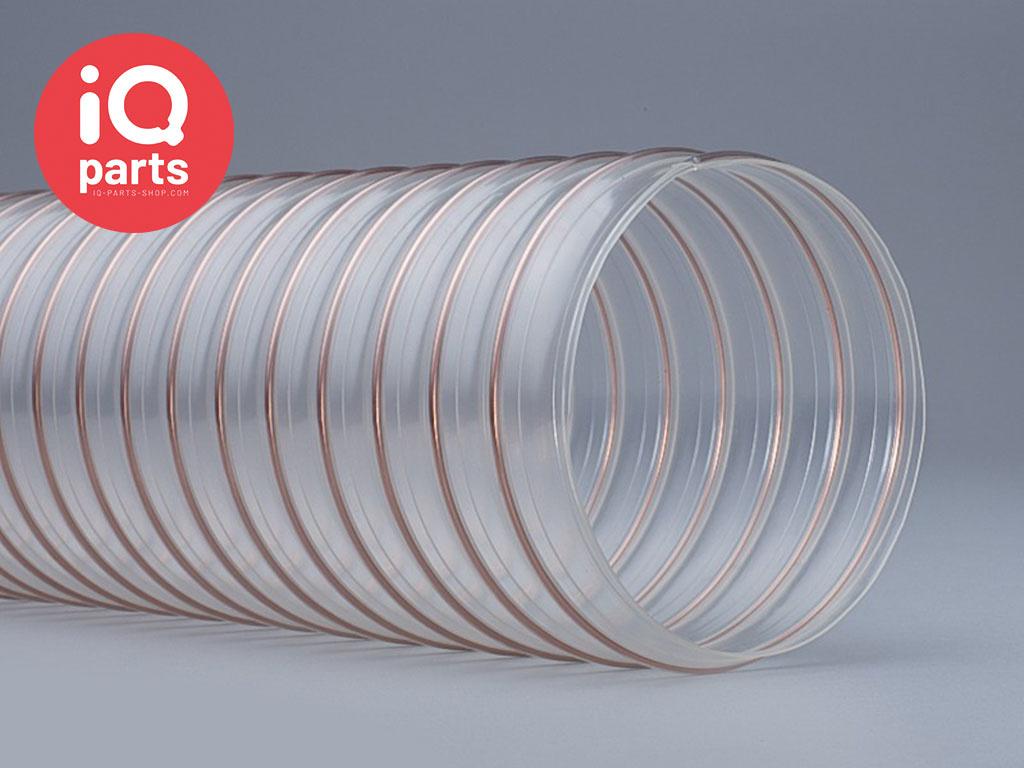 Polyurethaan afzuigslang 0,6 mm