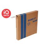 BAND-IT BAND-IT® Roestvrijstalen Klemband 201 RVS