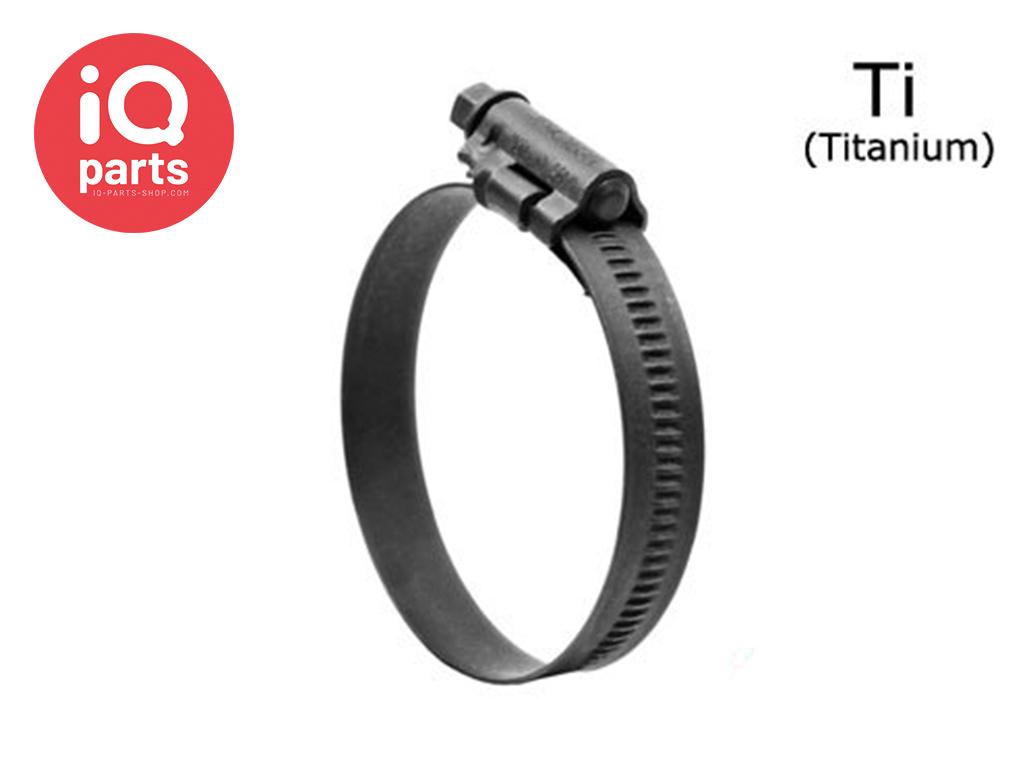 ASFA-S Titanium 12 mm slangklem