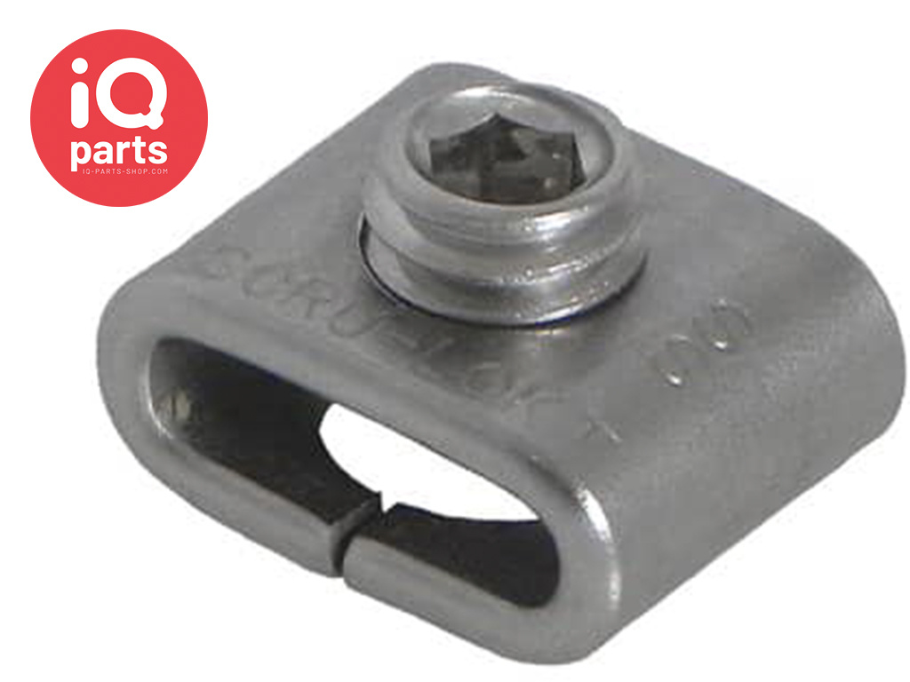 Sru-Lokt Buckles AISI 201/301 Stainless Steel