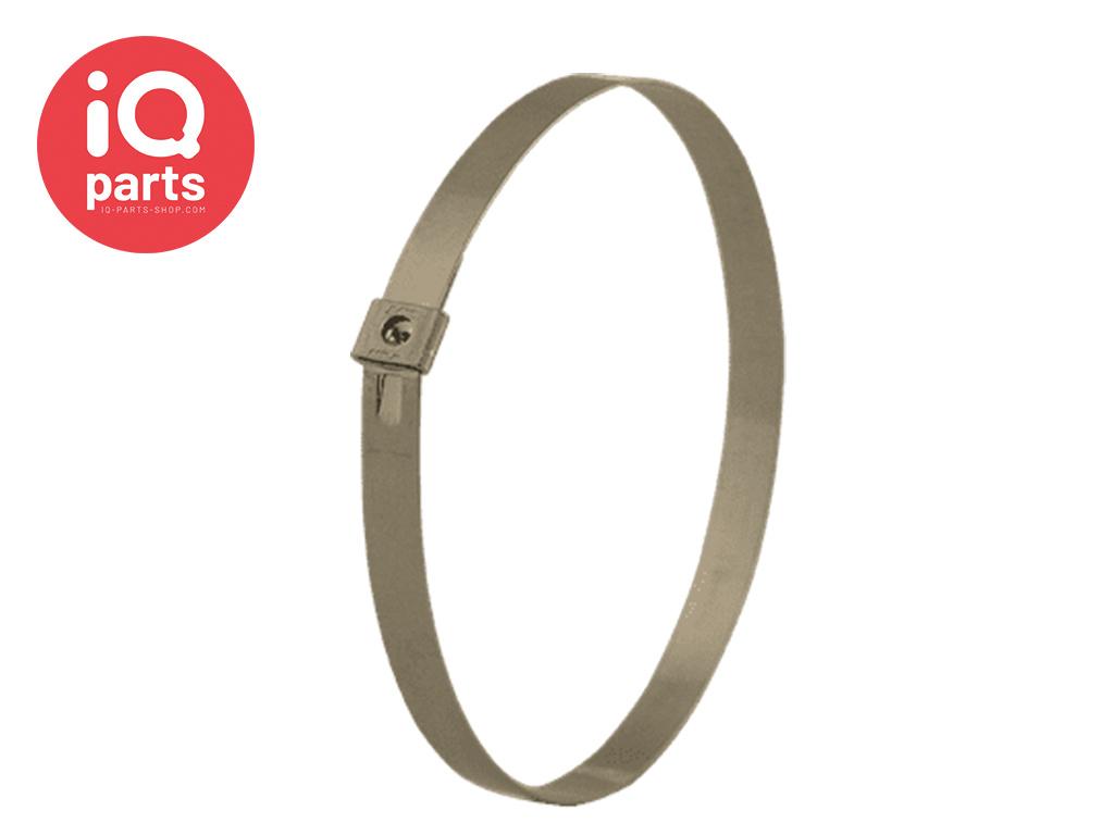 Tie-Lok® Tie Edelstahl AISI 304 Kabelbinder - 9,6 mm - W4